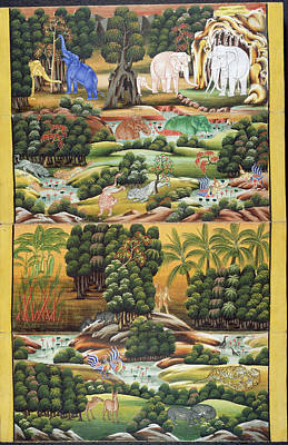 Himavant Poster by British Library