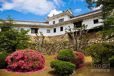 Himeji Castle Japan Poster