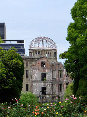 Hiroshima Dome Poster by Duomo Photography