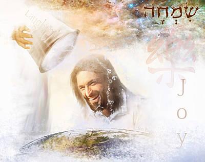 His Joy Poster