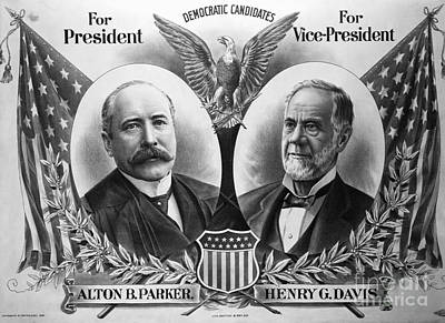 Historical 20st Century People Black And White Artwork 120 Poster