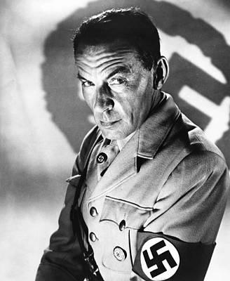 Hitler, Martin Kosleck As Joseph Poster by Everett