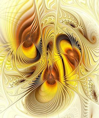 Hive Mind Poster by Anastasiya Malakhova