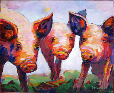 Hog Marketing Board Poster