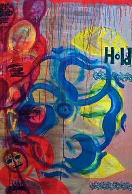 Hold Me // Kembe M' Poster by Amanacer Originals