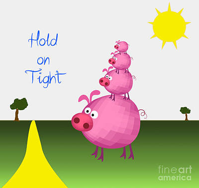 Hold On Tight Poster