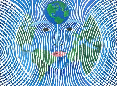 Holistic Consciousness Poster by Maxwell Hanson