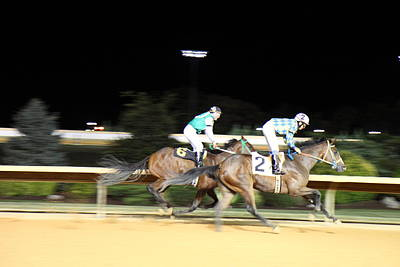 Hollywood Casino At Charles Town Races - 121212 Poster by DC Photographer