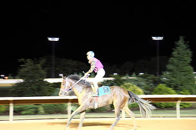 Hollywood Casino At Charles Town Races - 121225 Poster by DC Photographer