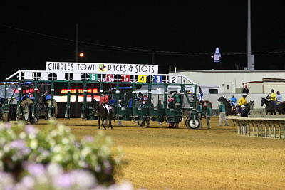 Hollywood Casino At Charles Town Races - 121236 Poster