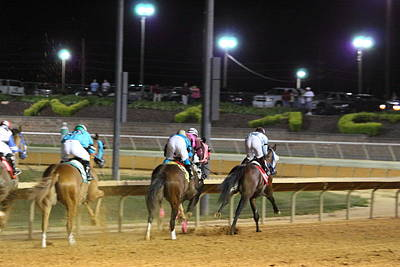 Hollywood Casino At Charles Town Races - 121250 Poster