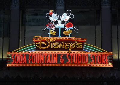 Hollywood Disney Poster