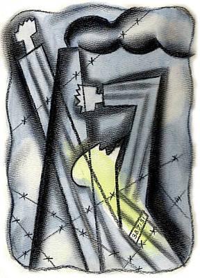 Holocaoust Poster by Leon Zernitsky