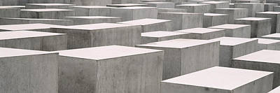 Holocaust Memorial, Monument Poster by Panoramic Images