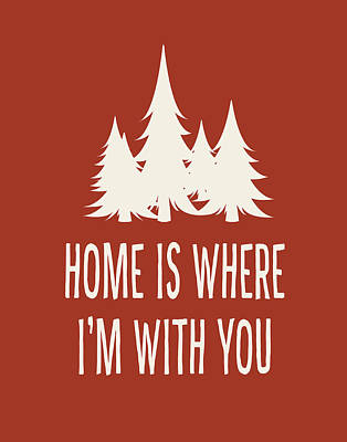 Home Is Where I'm With You Poster