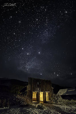 Home On The Range Poster by Jon Blake