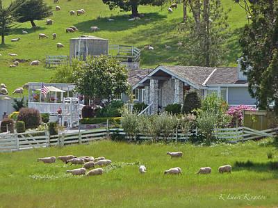 Home Sheep Home Poster