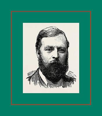 Hon. A. De Tatton Egerton, M.p. St. George, Hanover Square Poster by English School