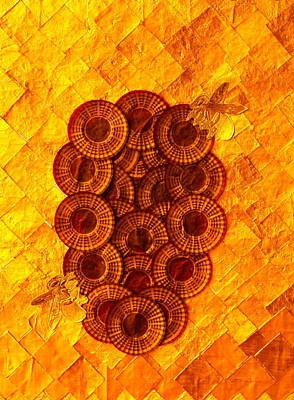 Honeybee 2 Poster by Lorna Maza