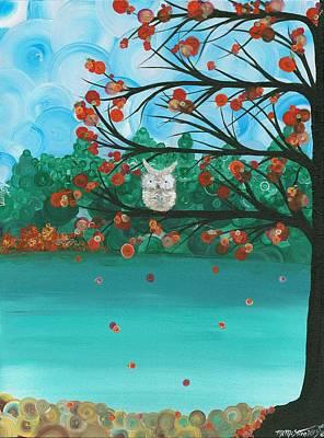 Hoolandia Seasons - Autumn Poster