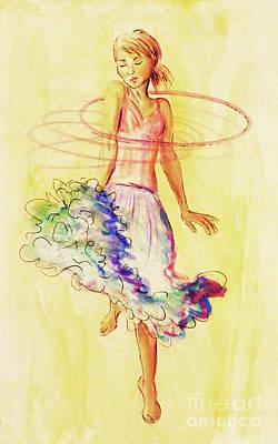Hoop Dance Poster