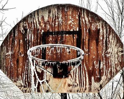 Hoosier Winter Poster