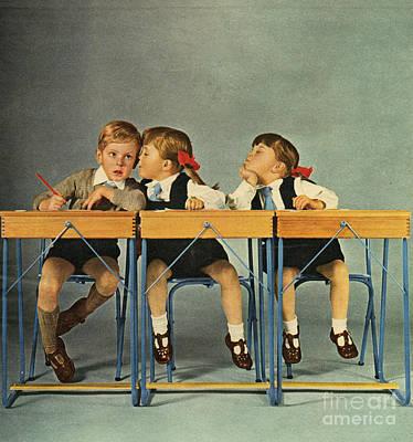 Hoover 1963 1960s Uk Schools Children Poster