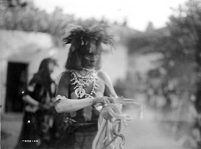 Hopi Snake Priest, C1906 Poster by Granger