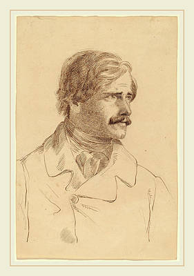Horatio Greenough, The Artists Brother-richard Greenough Poster