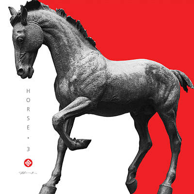 Horse 3 Poster