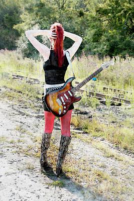 Hot Rocker Poster