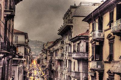 Hotel Genova View Poster