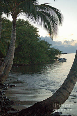 Hotel Molokai Beach Poster