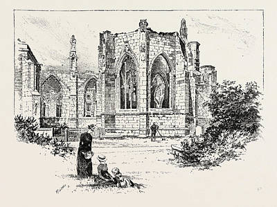 Howden, The Chapter House Poster by English School