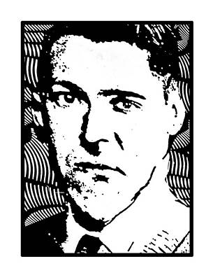 H. P. Elvis Poster