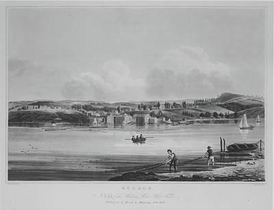 Hudson No. 13 Of The Hudson River Poster