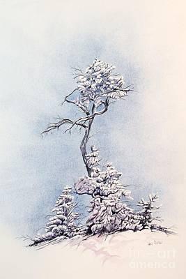 Hula Tree Poster