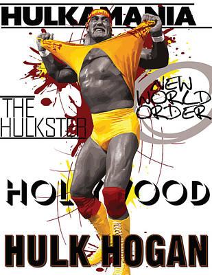 Hulk Hogan Poster