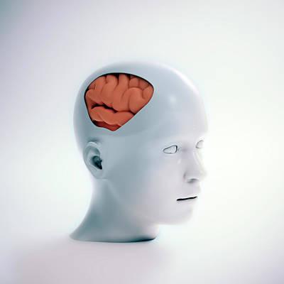 Human Psychology Poster by Andrzej Wojcicki