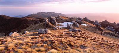 Hump Ridge Fiordland National Park New Poster