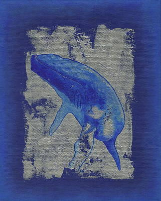 Humpback Whale Song Poster