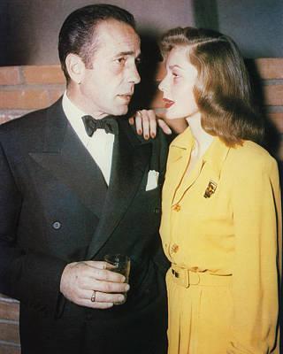 Humphrey Bogart Poster by Silver Screen