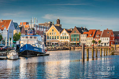 Husum Poster by JR Photography