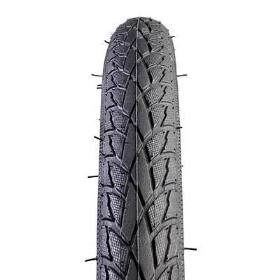 Hybrid Bike Tyre Poster