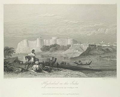 Hyderabad On The Indus Poster