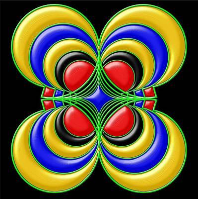 Hypnotic Poster by Anastasiya Malakhova