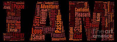 I Am - Version No53 Poster