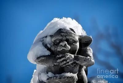 I Am Cold Poster by Alexandra Jordankova