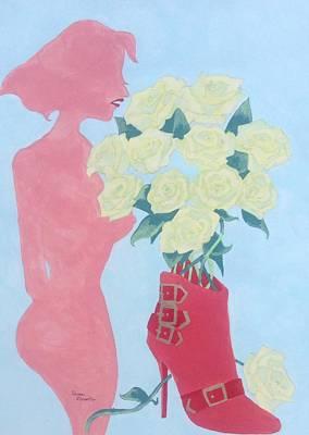 I Am Loved Poster by Isaac Alcantar