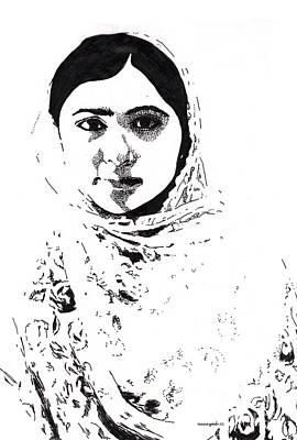 I Am Malala. Poster